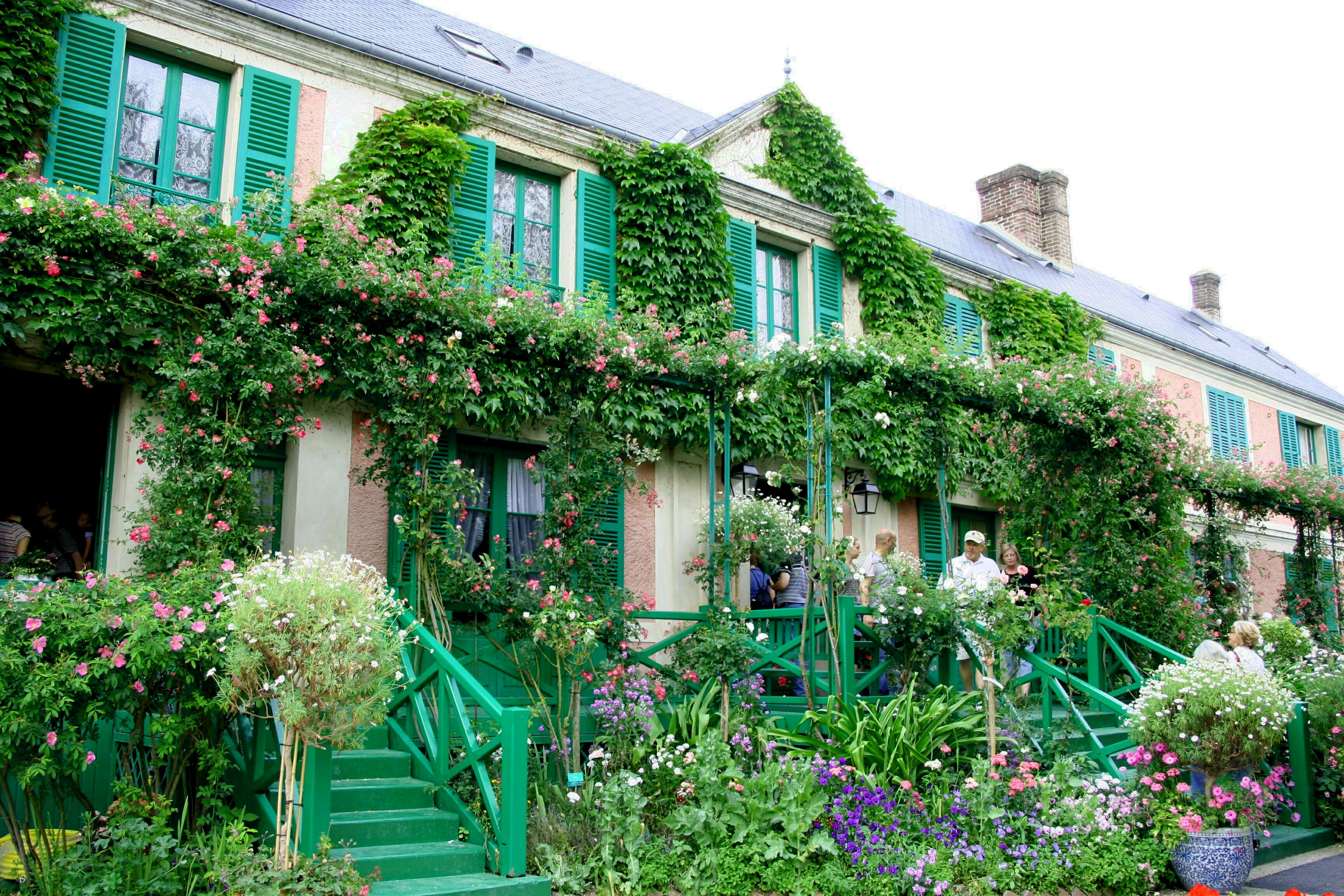 Fondation claude monet for Jardin giverny