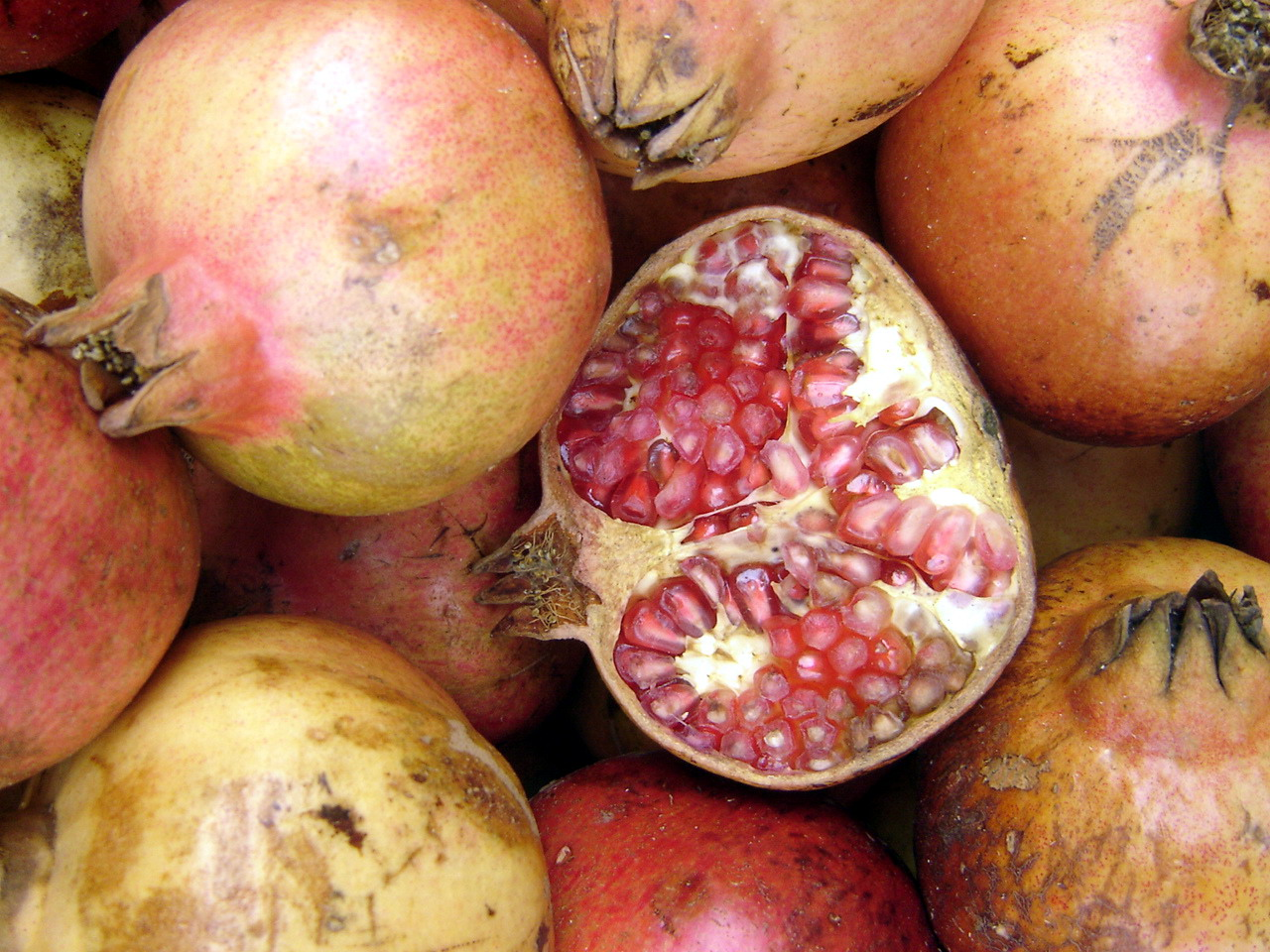 antioxidant activity of pomegranate juice and its relationship with phenolic