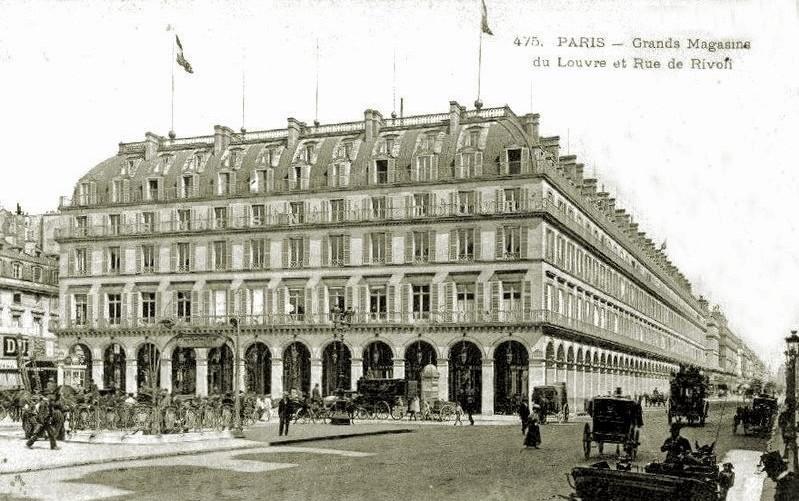 Grands magasins du louvre - Magasin suedois paris ...