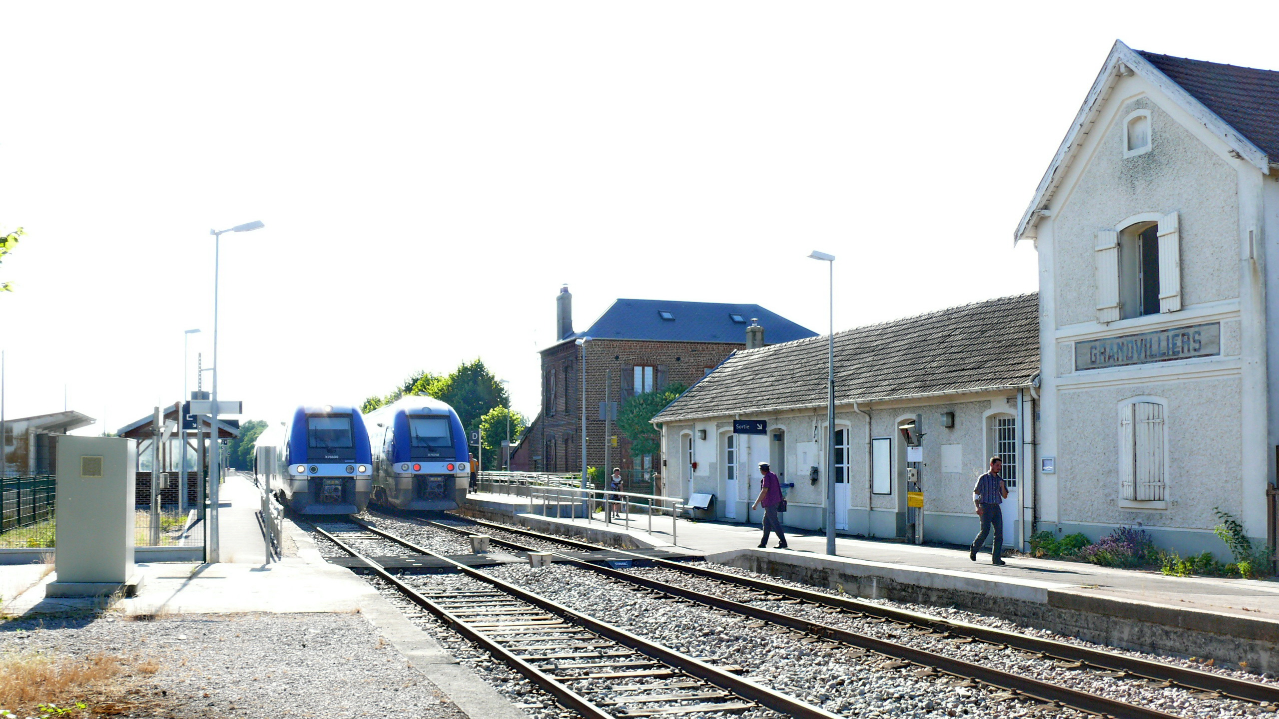 Gare de grandvilliers - Piscine de grandvilliers ...