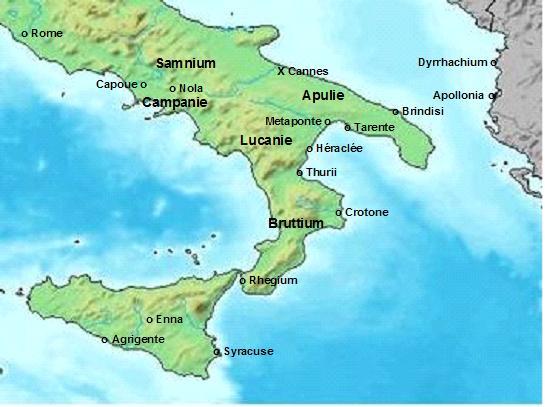 Rome  Prendre Une Ville Par La Diplomaie