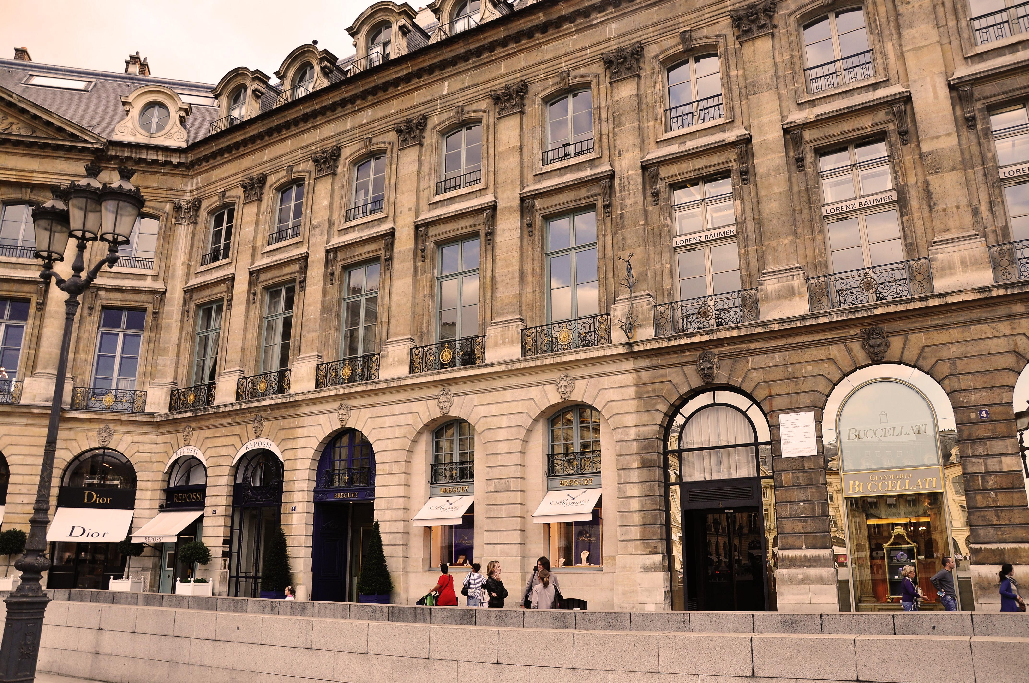 Liste des monuments historiques du 1er arrondissement de paris for Liste des hotels paris