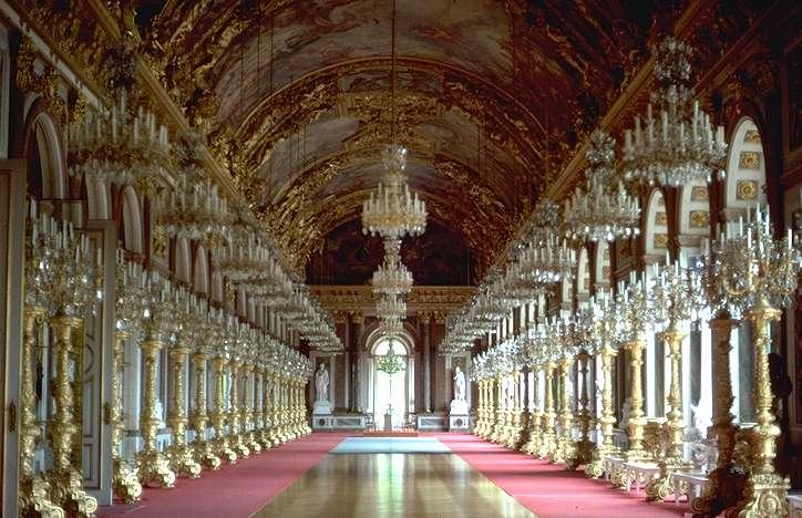 Chateau de herrenchiemsee for Architecte de versailles sous louis xiv