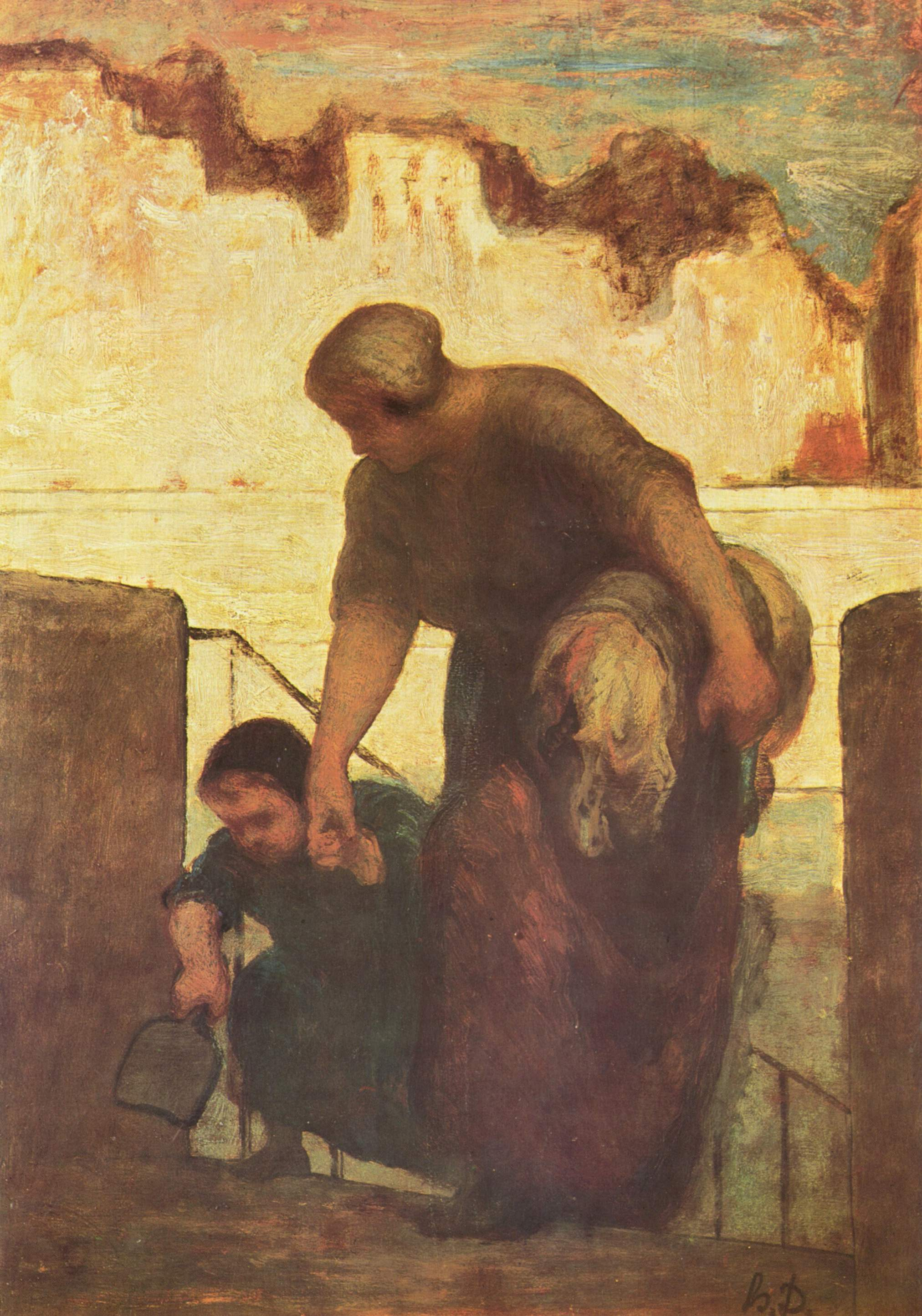 honore daumier liberty of the press