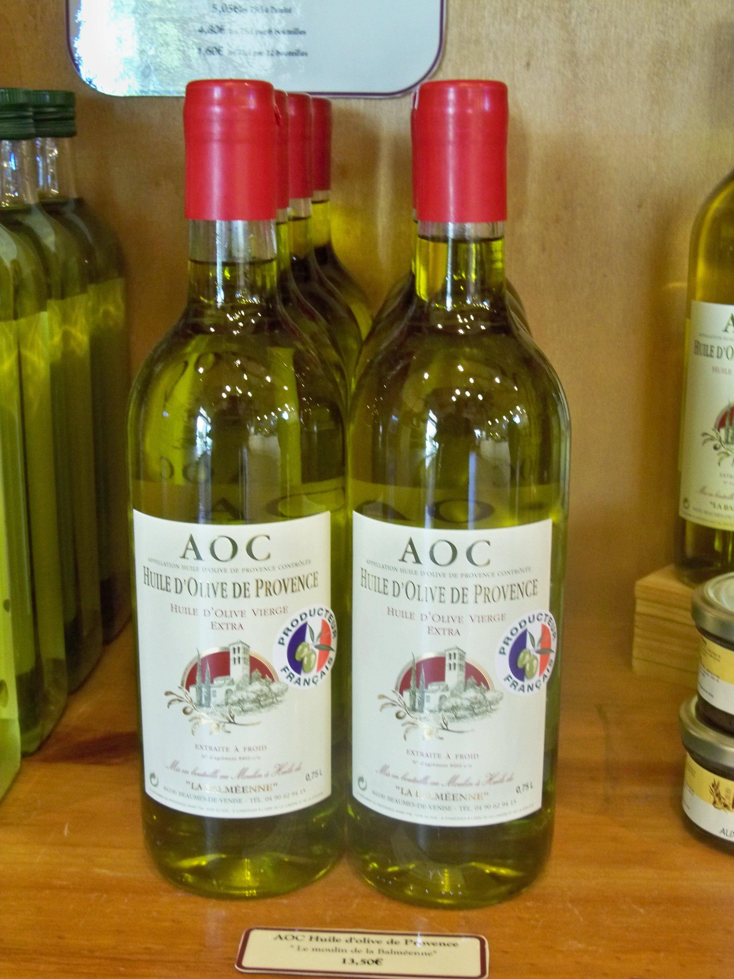 Huile d 39 olive for Huile d olive salon de provence
