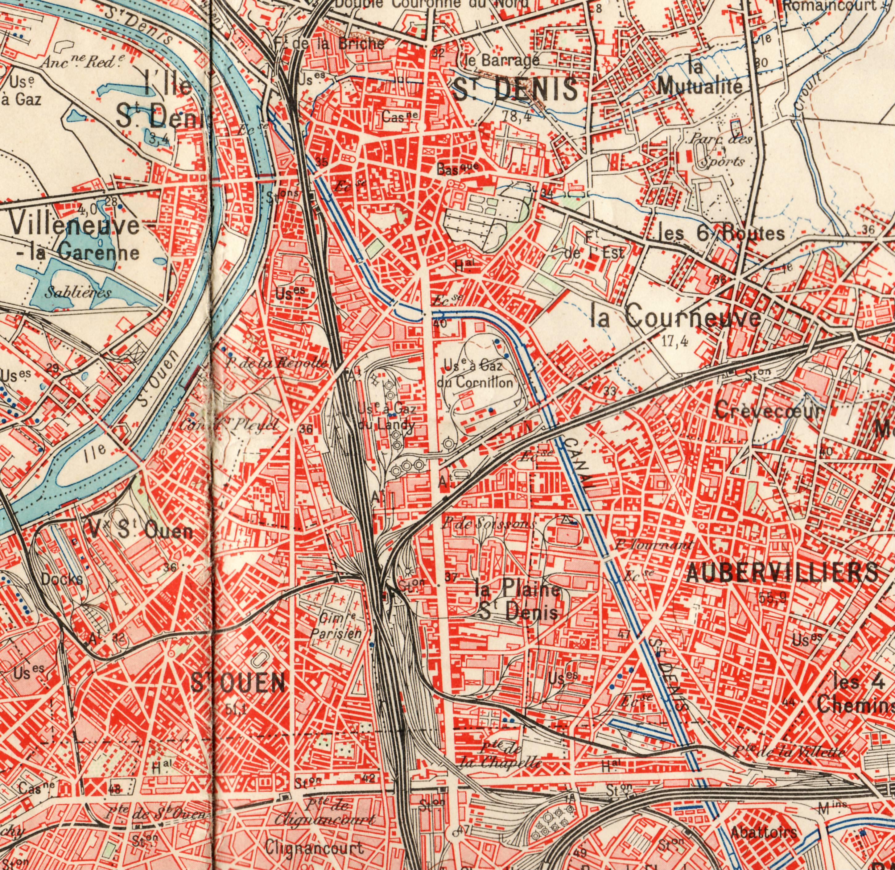 Ville De Saint Denis Emploi
