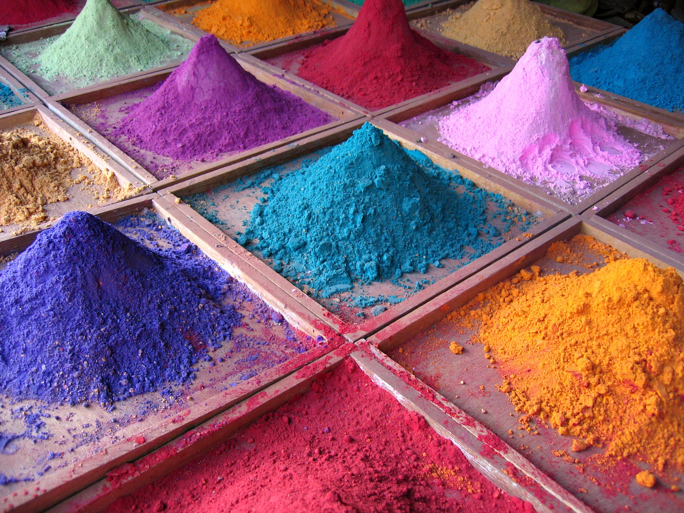 Nettoyer la peau des taches des taches de pigment