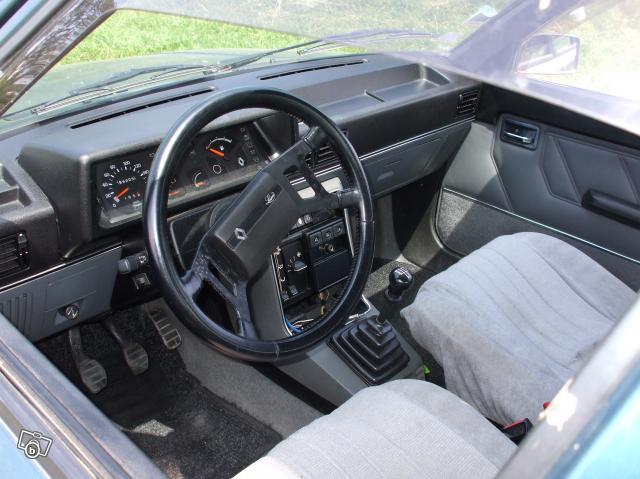 Renault 9 et 11 for Renault 9 interieur