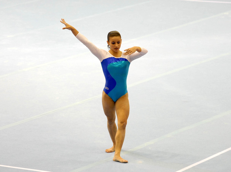 спортивная гимнастика упражнения