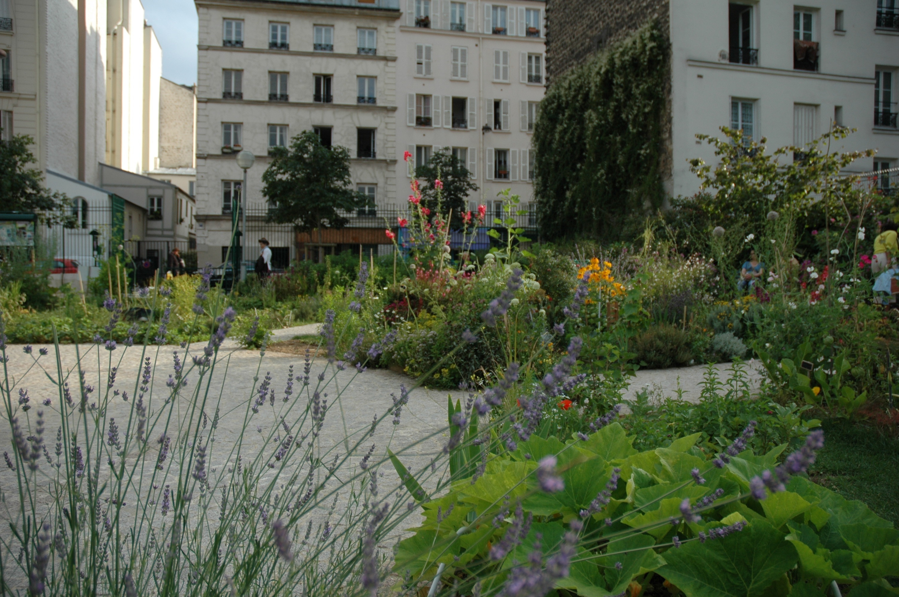 F te des jardins 2014 em paris for Le jardin 3 vallons