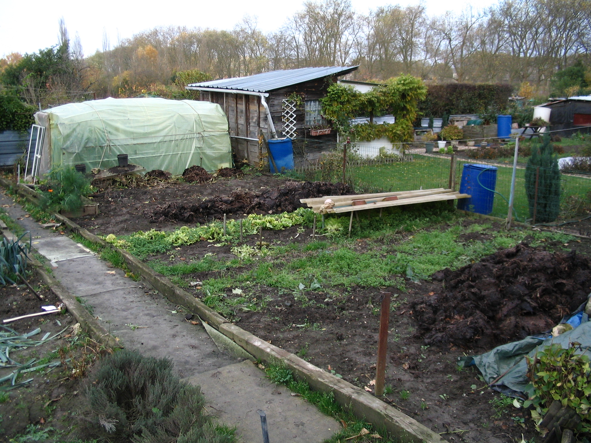 Jardin ouvrier for Jardin familiaux