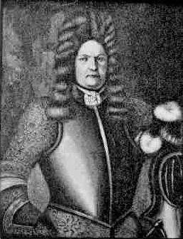 И.Р. Паткуль (1660 - 1707)