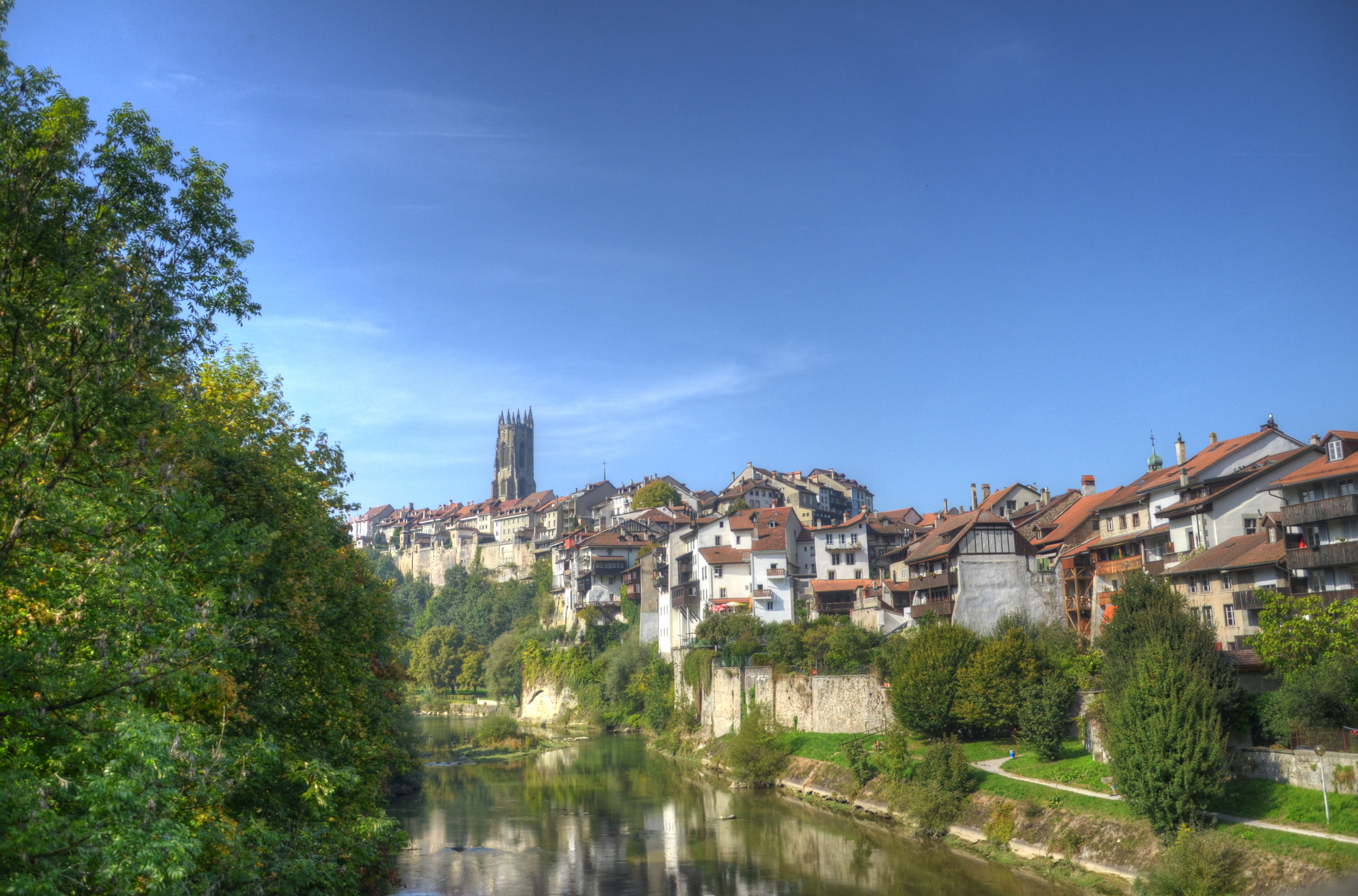 Fribourg suisse for Piscine fribourg