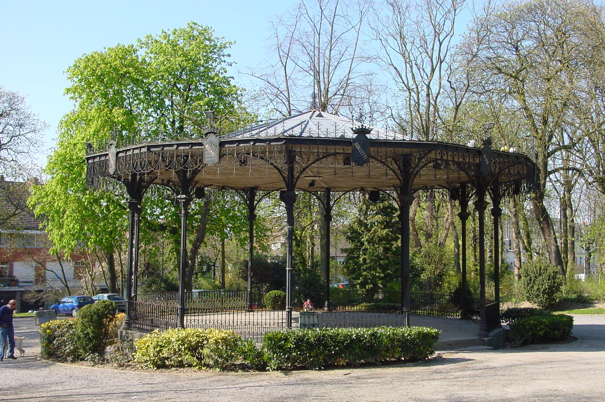 Kiosque musique for Jardin wiktionnaire
