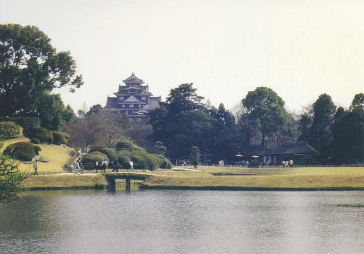 Okayama for Jardin korakuen
