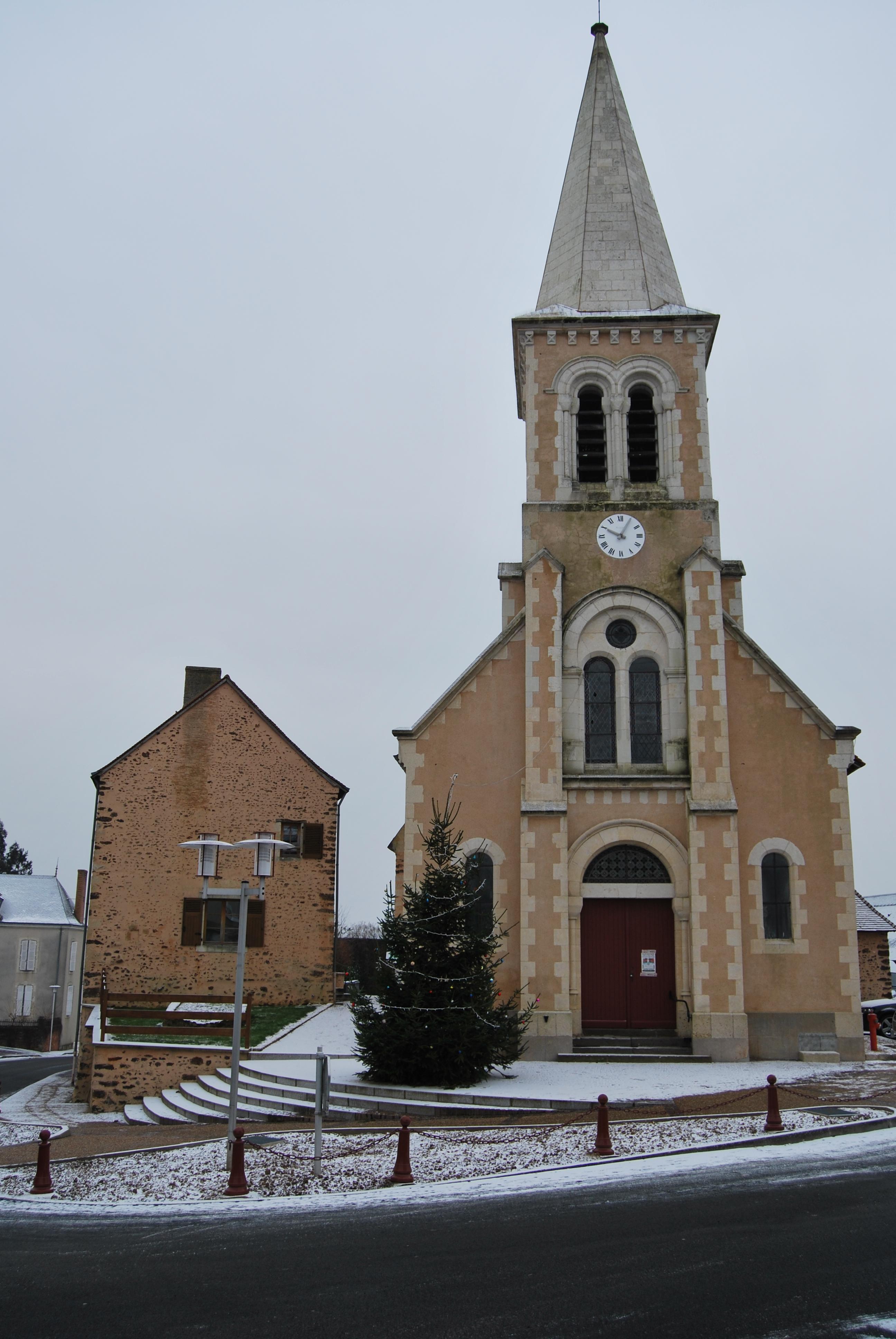 SaintGeorgesduBois (Sarthe) ~ Saint George Du Bois