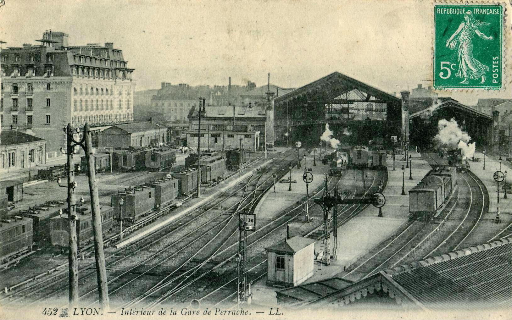 Gare De Lyon Perrache