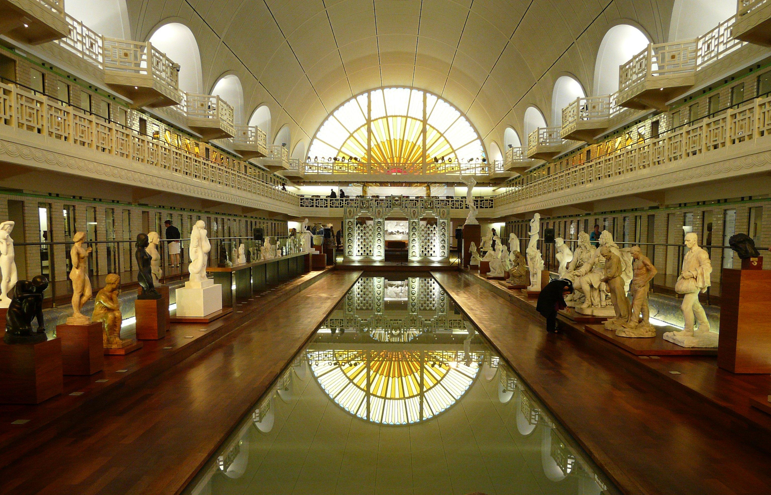 La piscine musee d 39 art et d 39 industrie roubaix - Musee la piscine roubaix ...