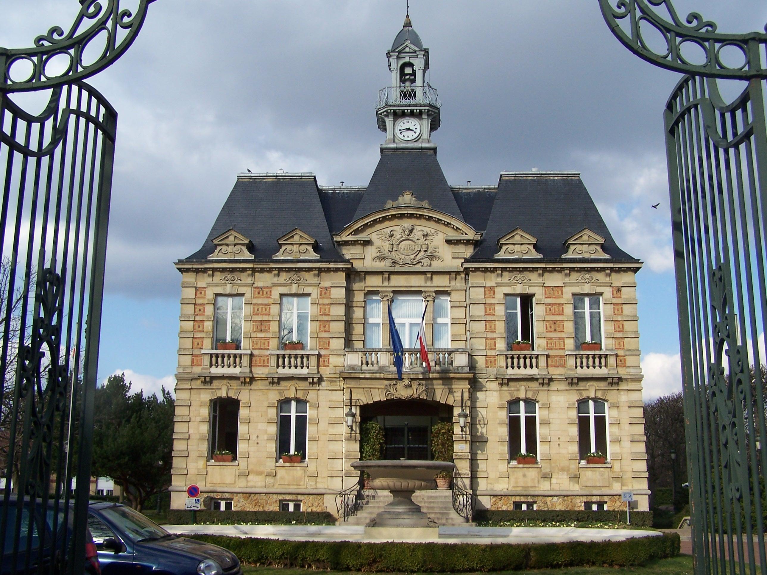 Mairie saint germain en laye code postal