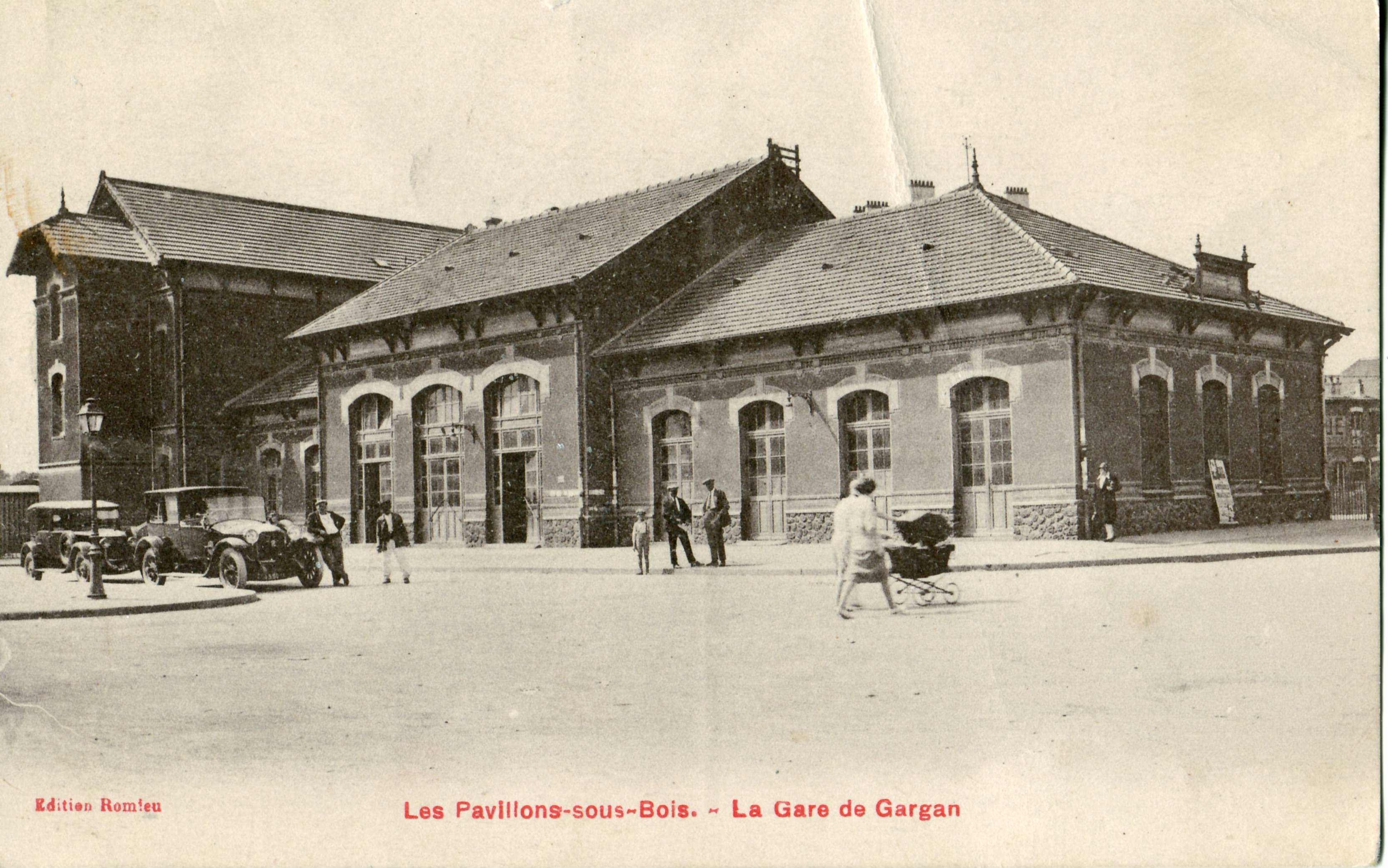 gargan station tramway de paris. Black Bedroom Furniture Sets. Home Design Ideas