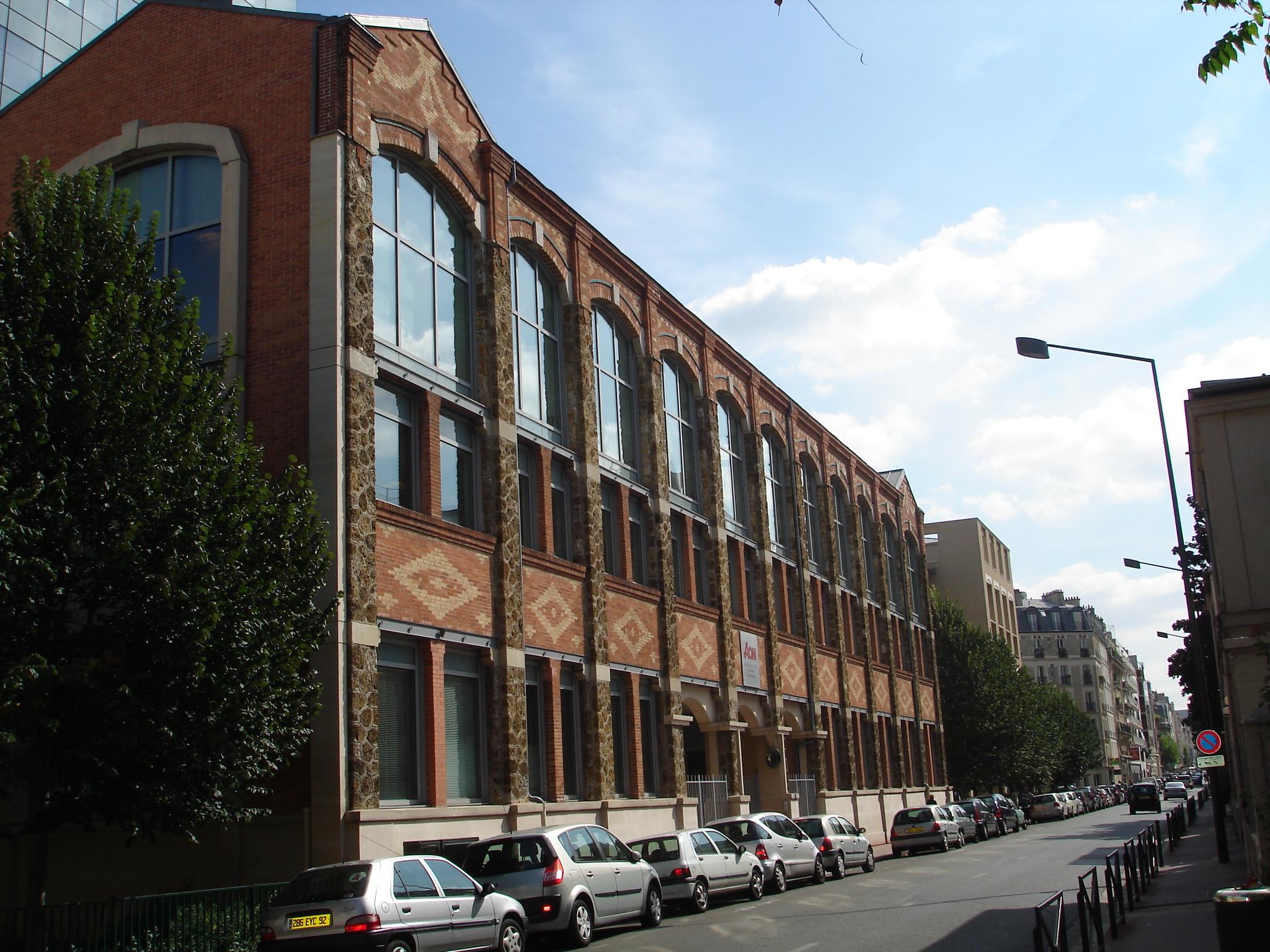 Rue anatole france levallois perret - Couleur autorisee batiment france ...