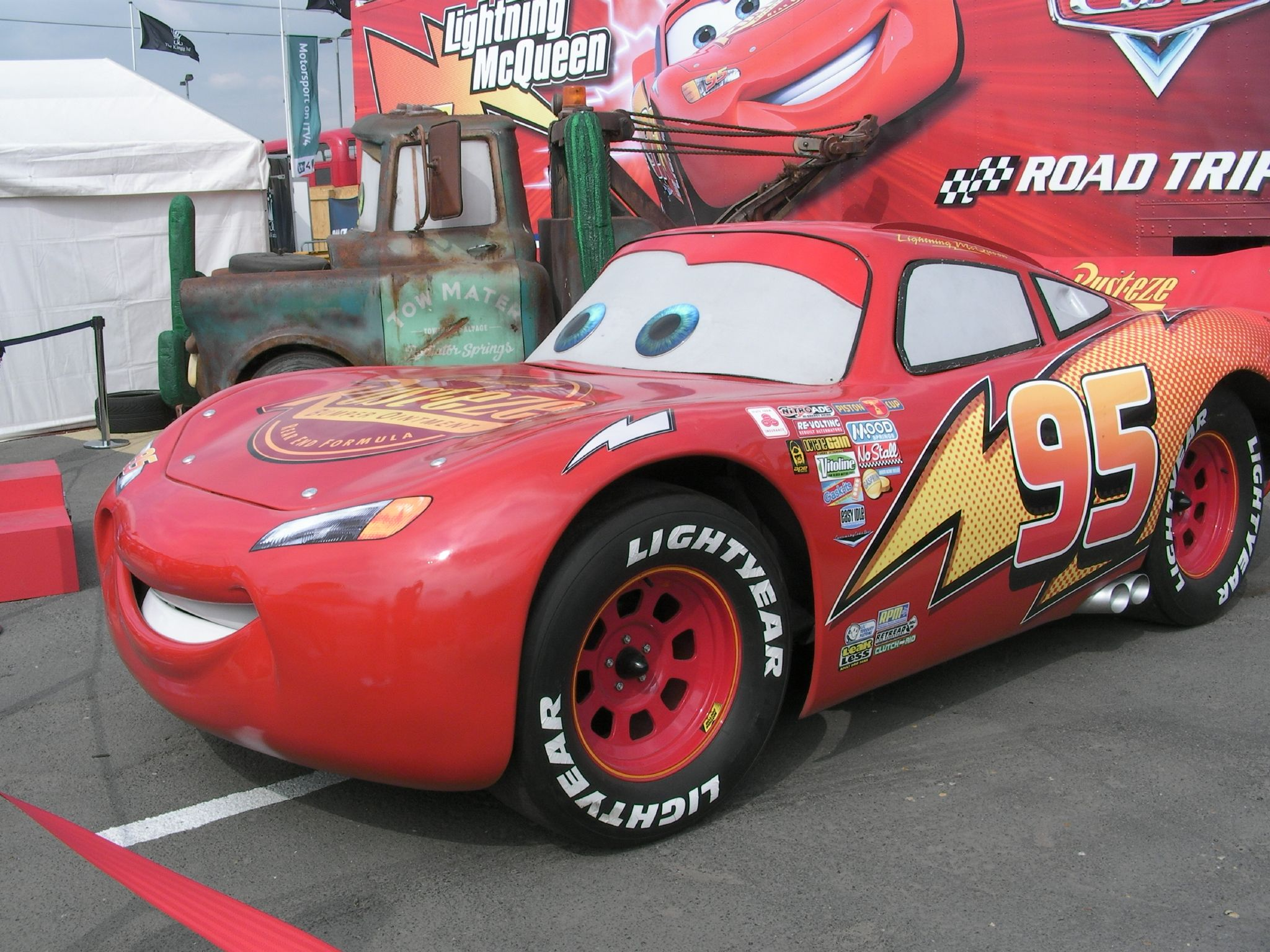 Cars film - Flash mcqueen film gratuit ...