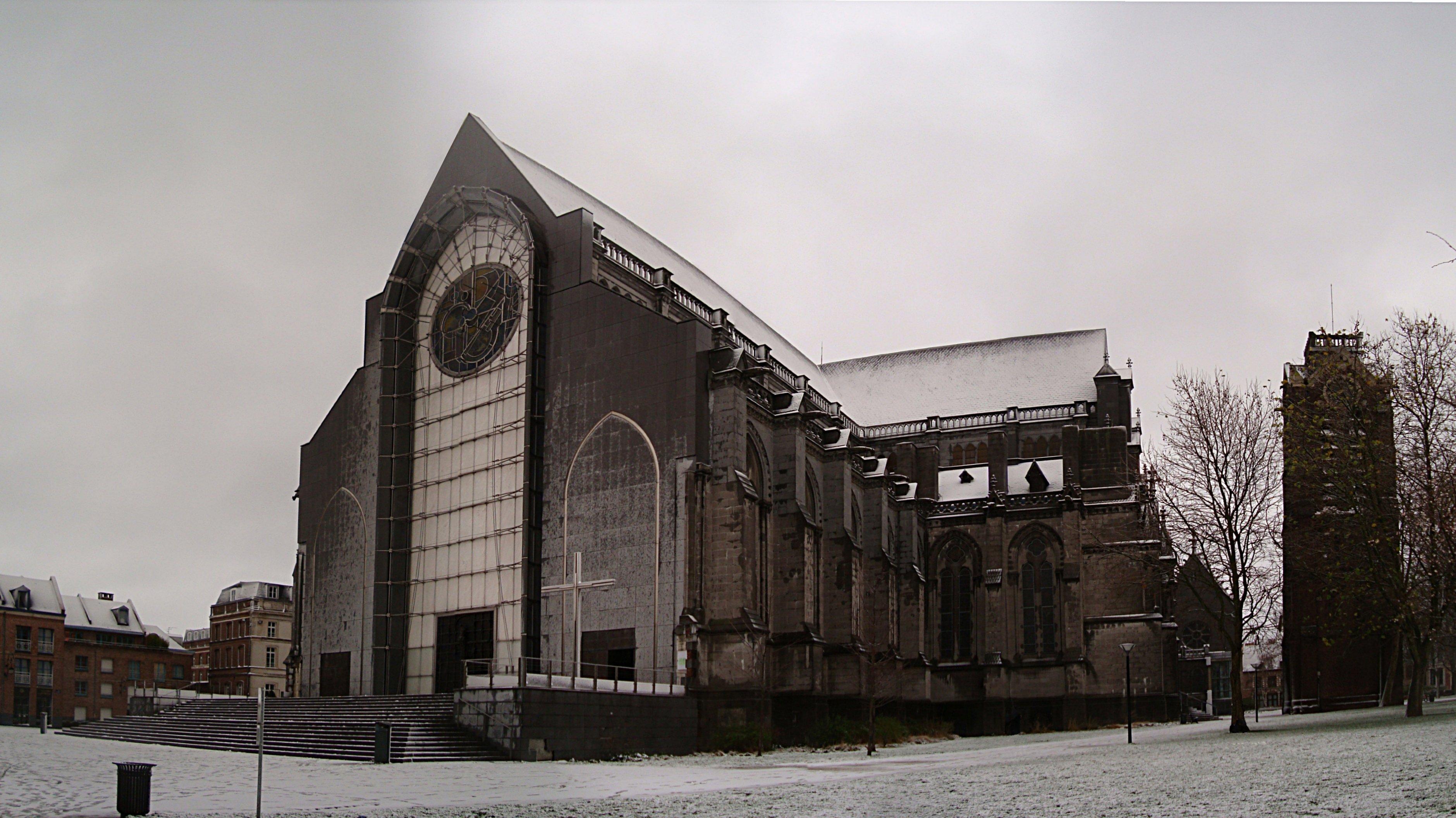 Basilique cathedrale notre dame de la treille de lille - Eglise notre dame de la treille lille ...