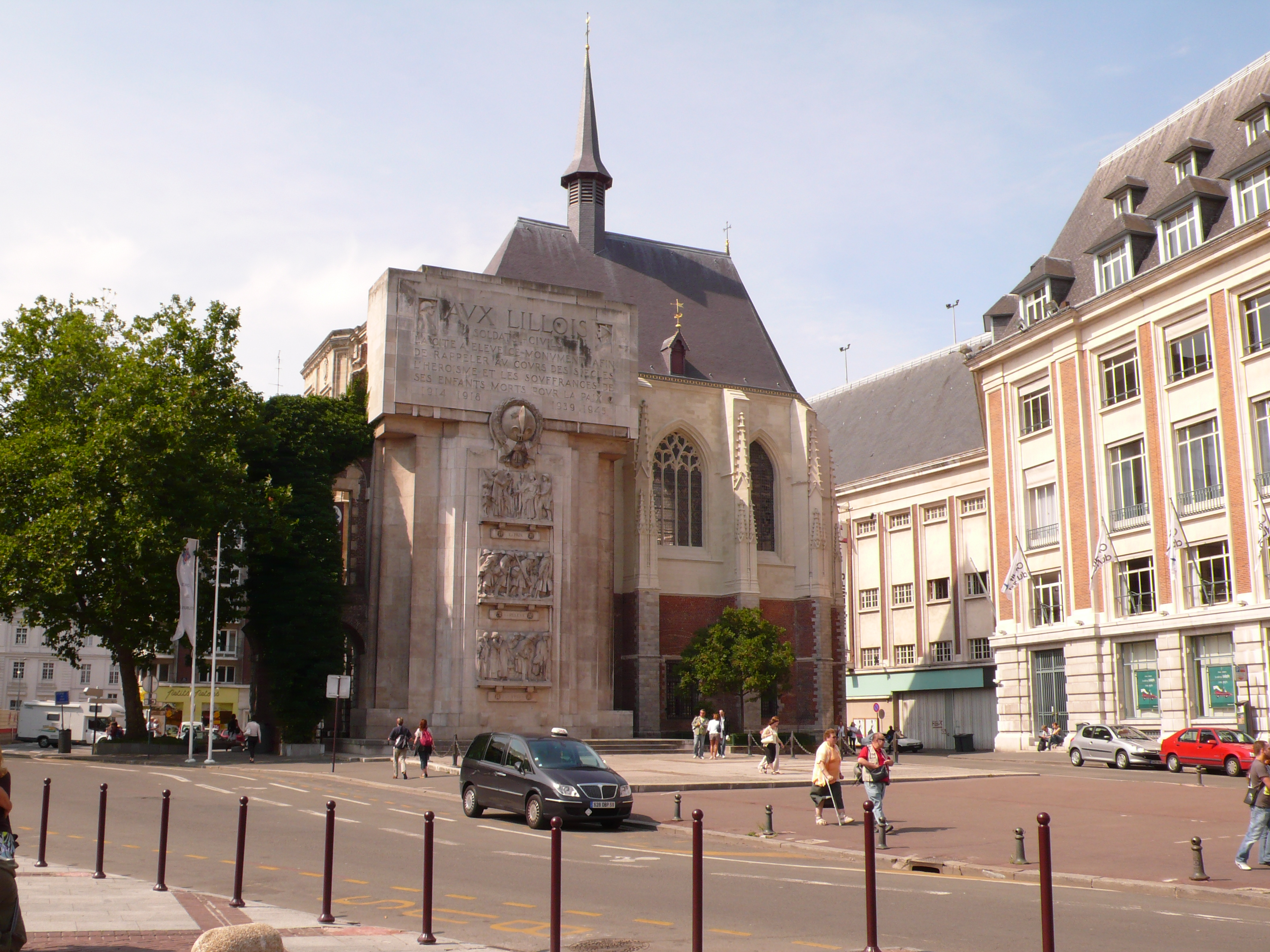 Place rihour - Metro lille braderie ...