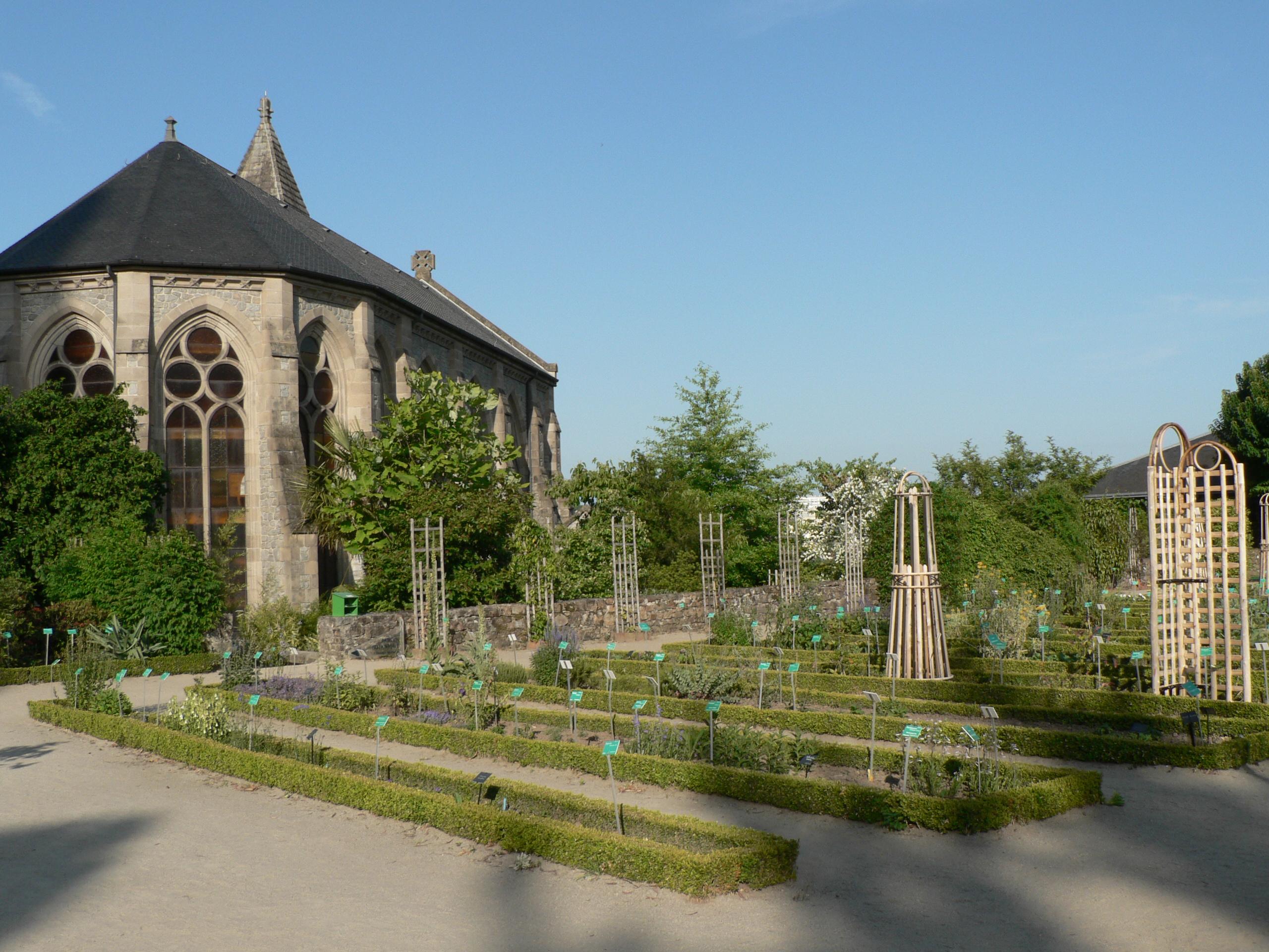 Liste des jardins botaniques en france for Jardin botanique nice