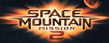 space mountain mission 2 logo - photo #2