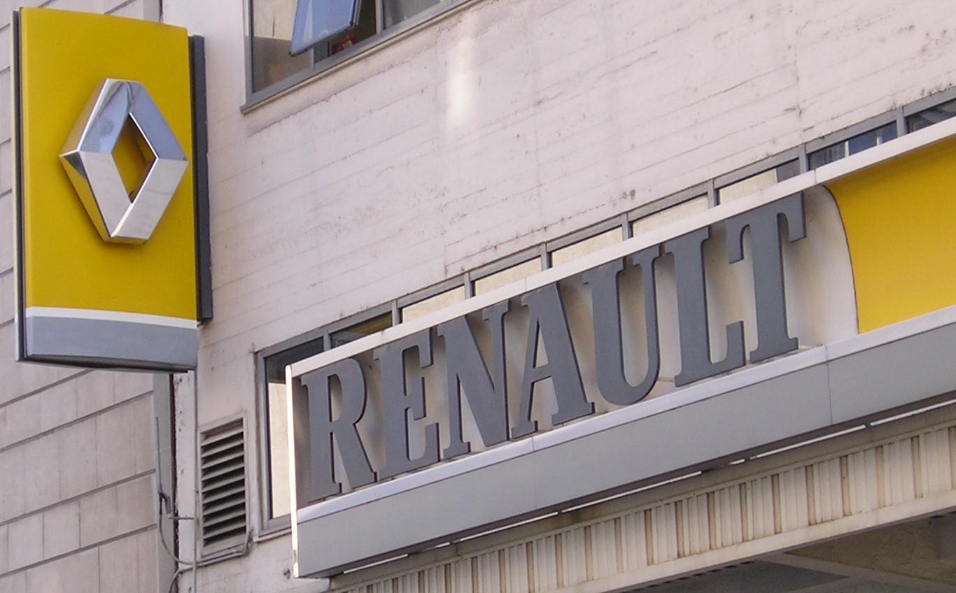 Logo et sigle de Renault
