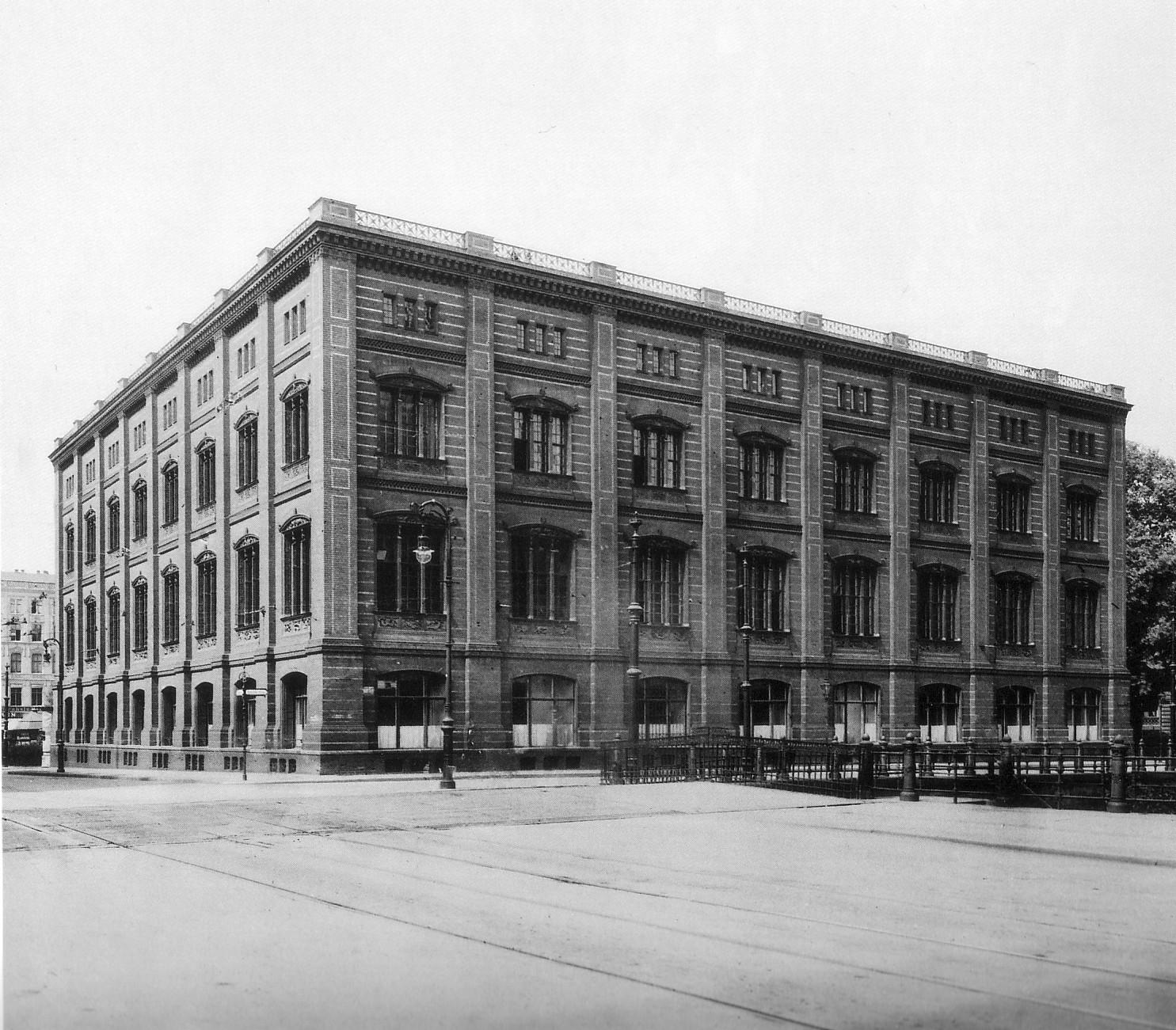 Acad mie d 39 architecture de berlin - Academie d architecture ...