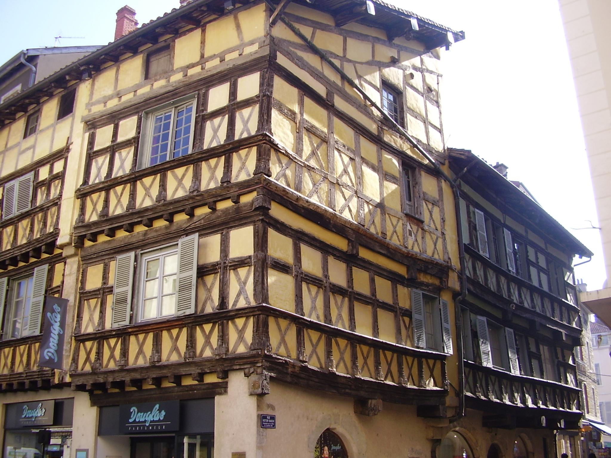 Maison de bois de bourg en bresse - Maison d arret bourg en bresse ...