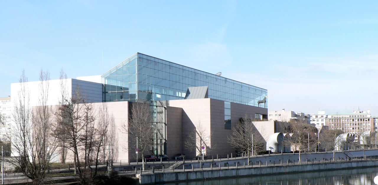 Musee d 39 art moderne et contemporain strasbourg - Musee d art moderne et contemporain de strasbourg ...