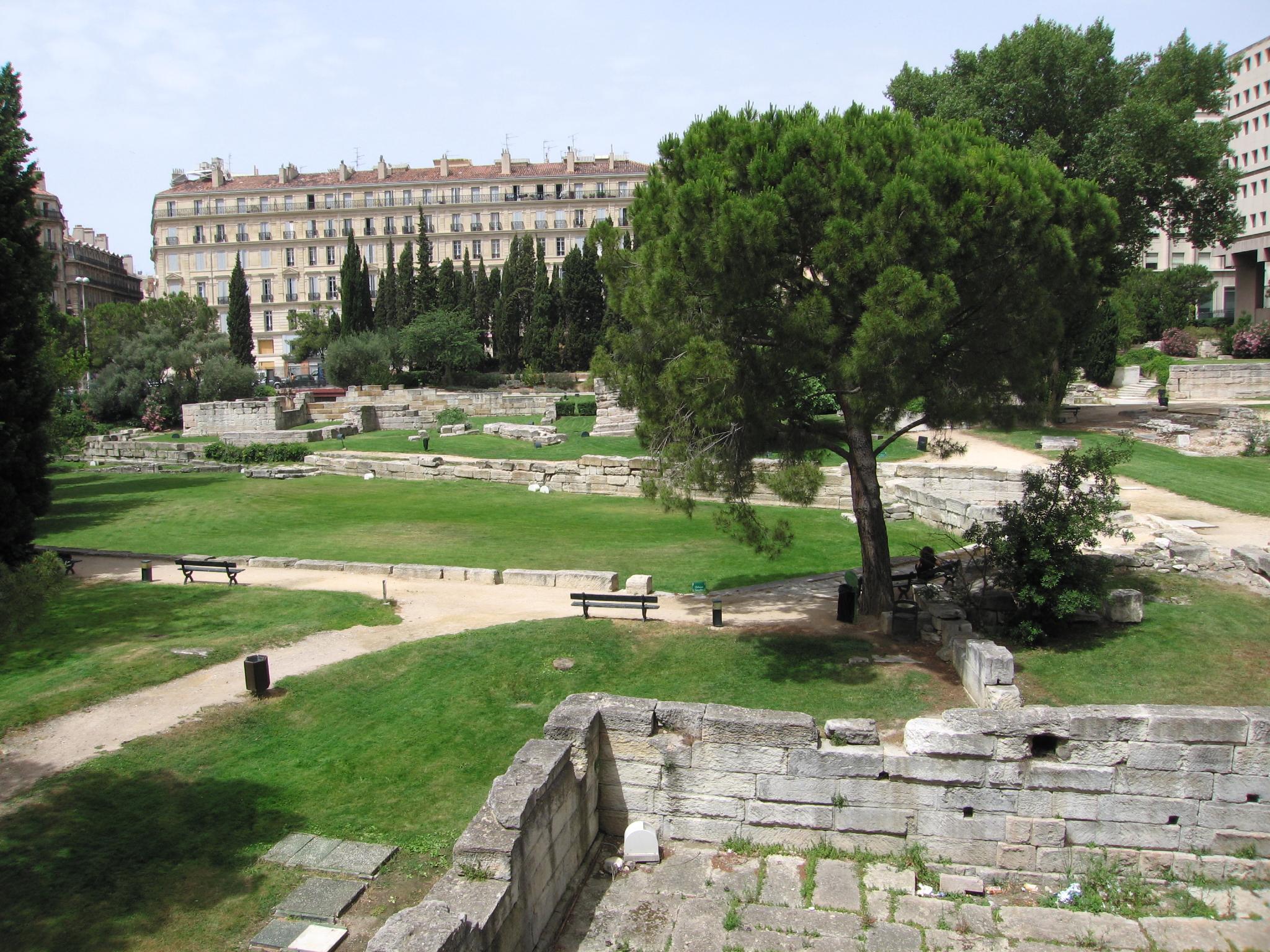 Jardin des vestiges - Salon du jardin marseille ...