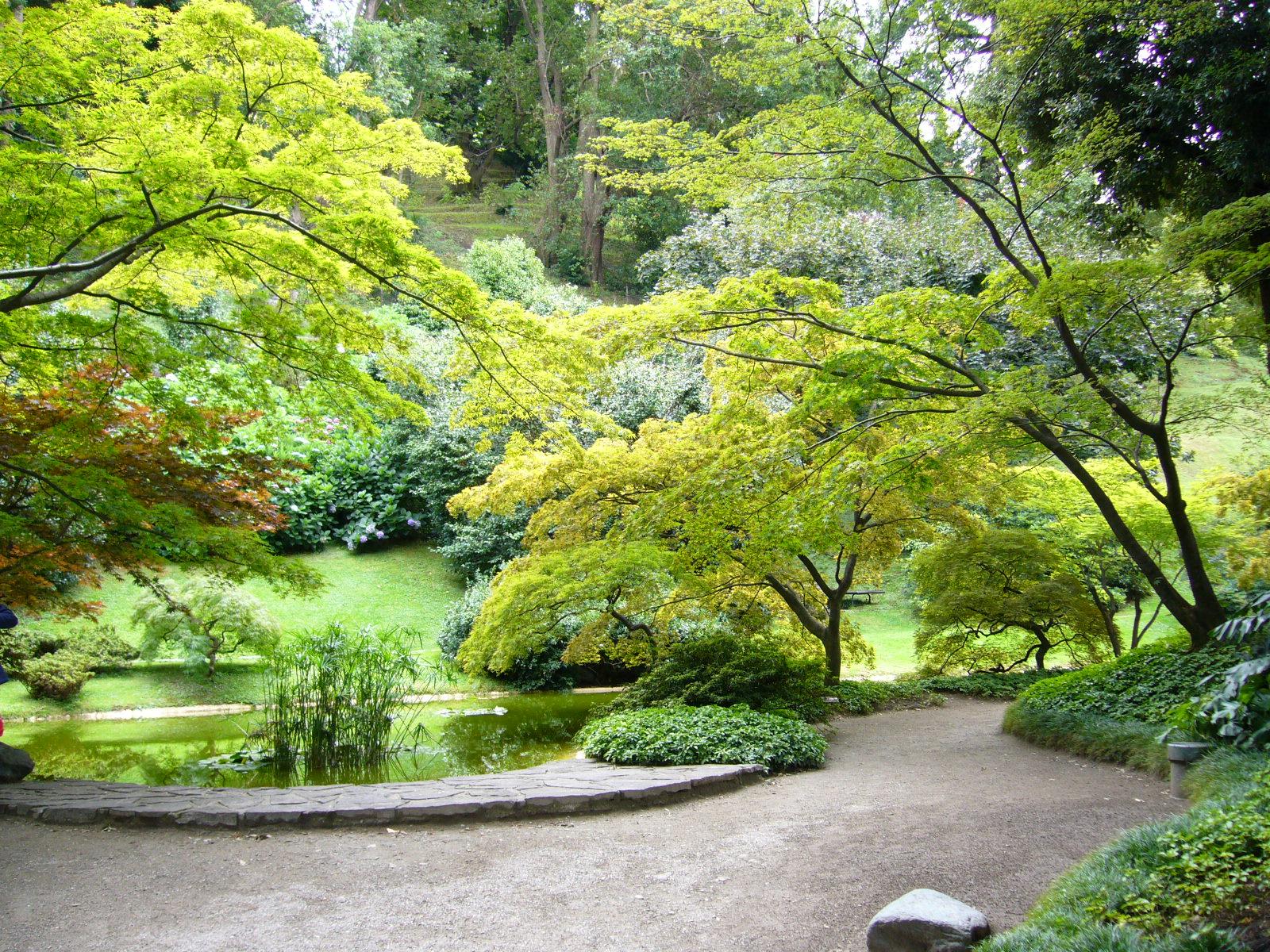Villa melzi for Jardins anglais celebres