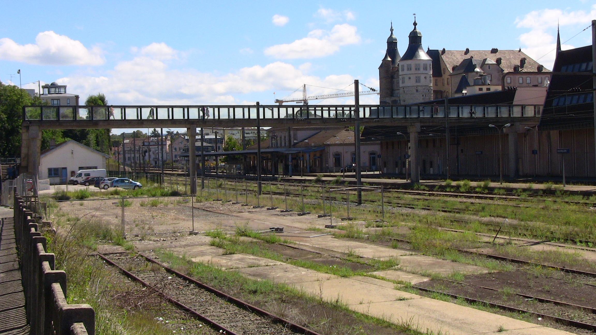 Gare de montb liard for Montbeliard besancon