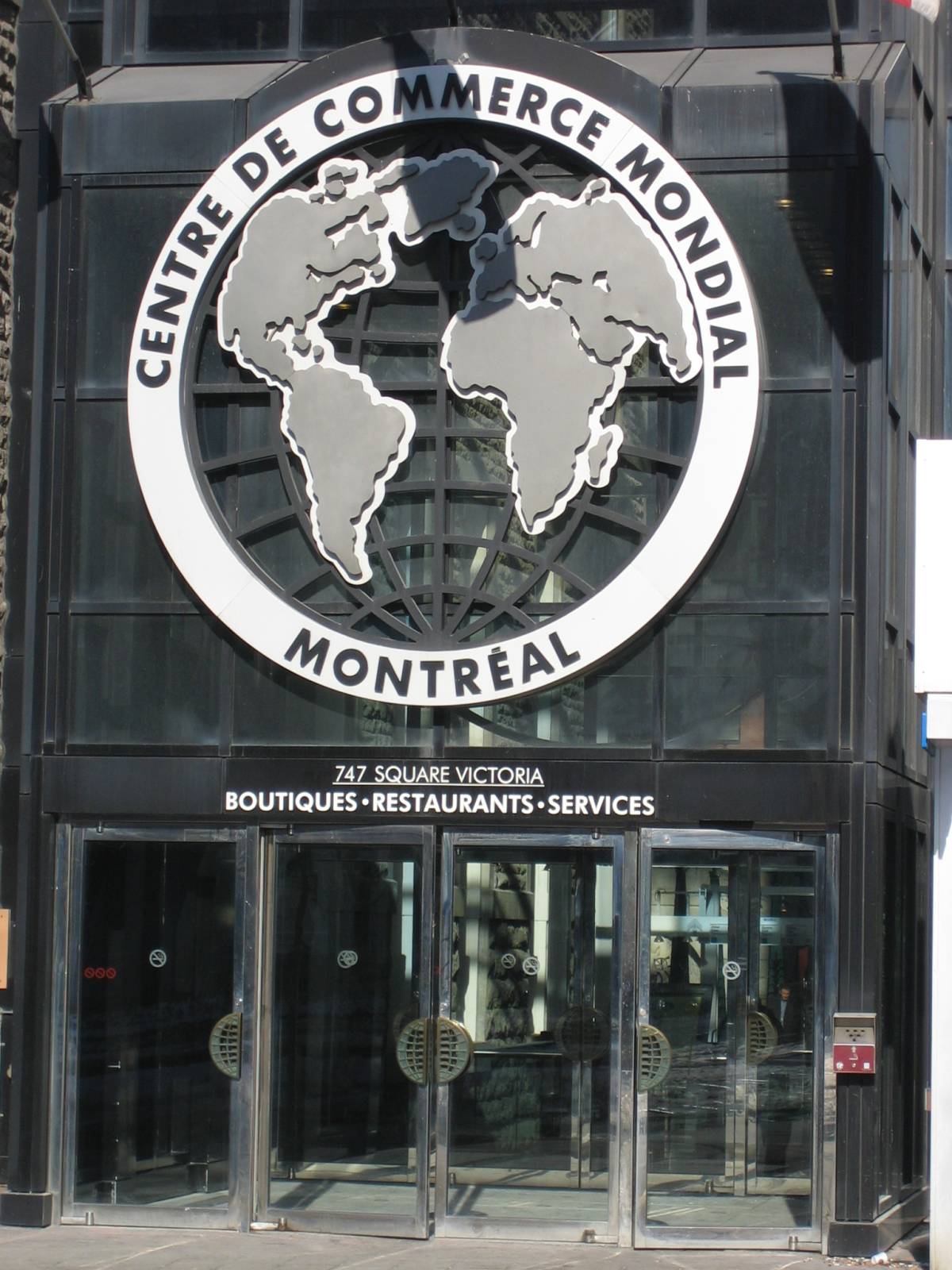 quartier international de montreal Continue on saint-antoine street until the parking area of quartier international de montréal (249, rue saint-antoine ouest) from highway 40, eastbound hall 220 de 201 viger avenue west montreal pq h2z 1x7 call us at: 1-800-891-4859 produced by.
