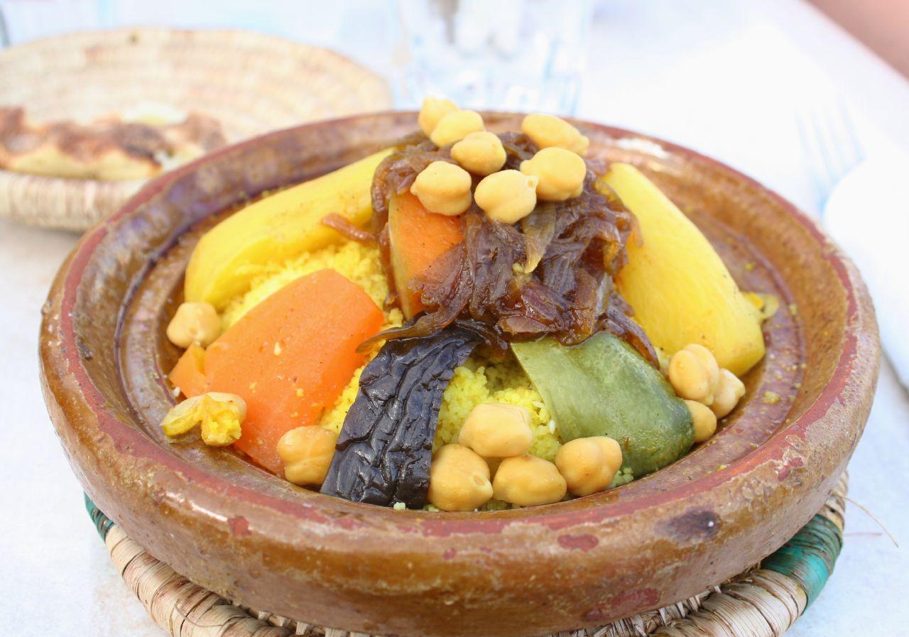 Cuisine marocaine for Cucinare cous cous