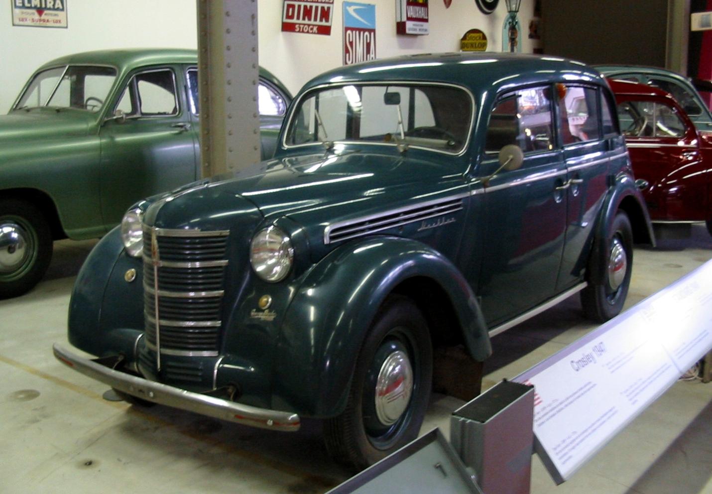 Moskvitch-400