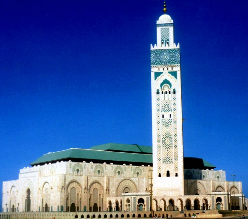 Mosquee for Mosquee hassan 2 architecture
