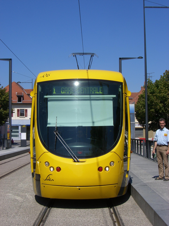 tram train mulhouse vall e de la thur. Black Bedroom Furniture Sets. Home Design Ideas
