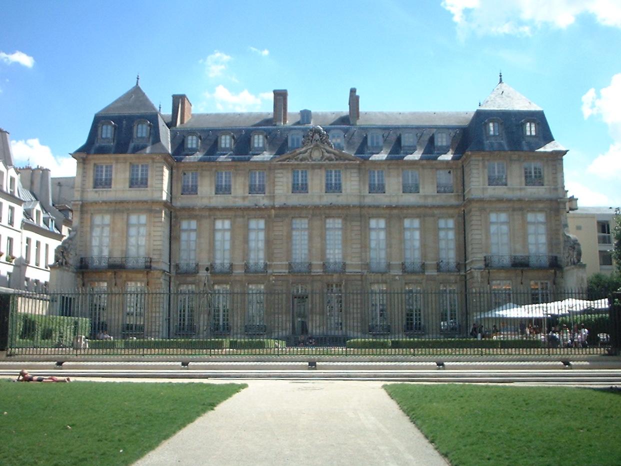 Hotel Le Jardin Du Marais