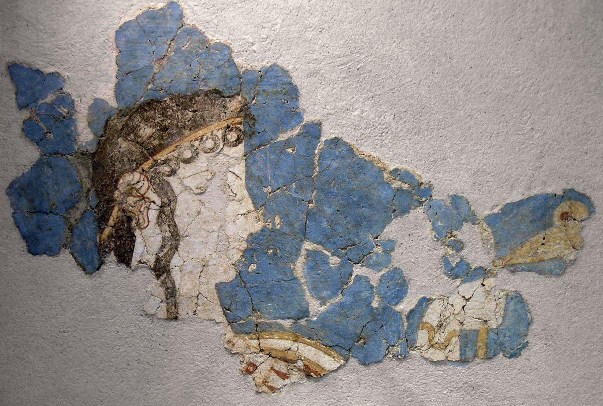 Résultats de recherche d'images pour «images civilisation mycénienne écriture»