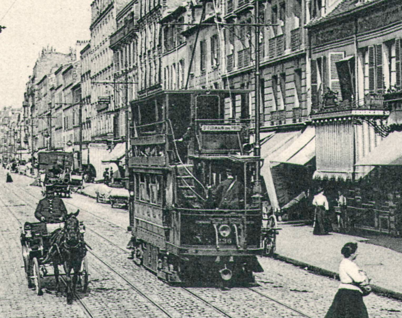 tramway d u0026 39  u00cele