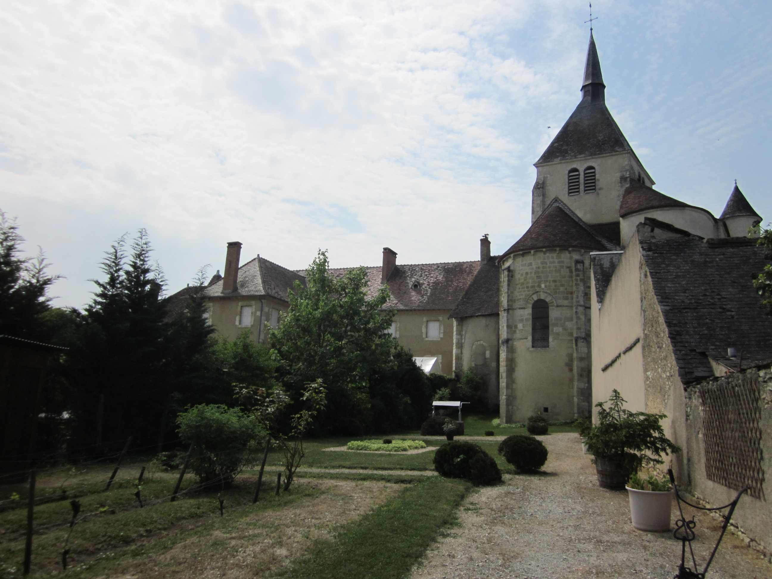 Reuilly indre for 9 jardin fatima bedar saint denis
