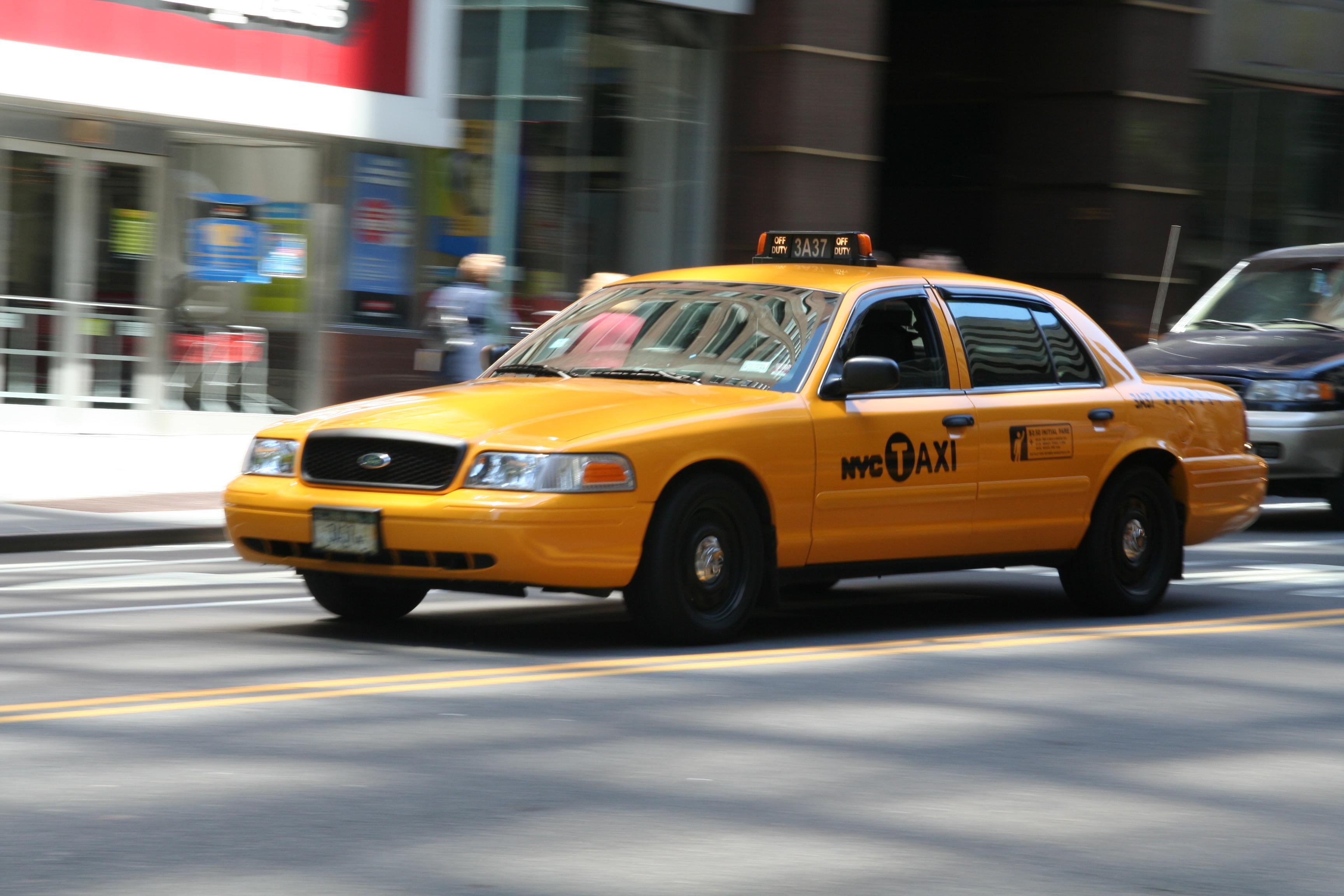 Taxi à londres r u
