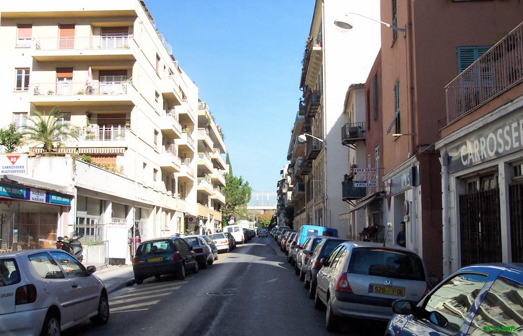 Palais de nice par rues m r for Piscine jean bouin nice