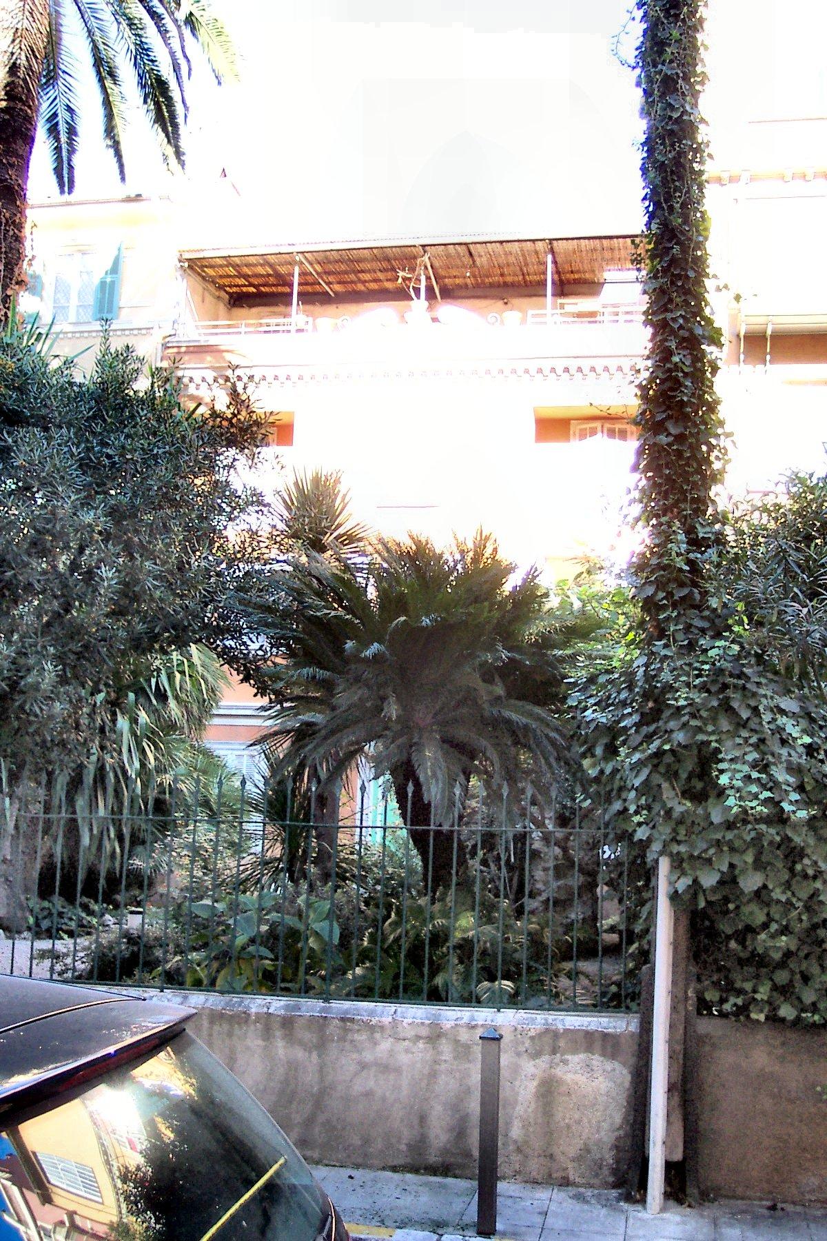 Nice quartier carabacel for Jardin villa ratti nice