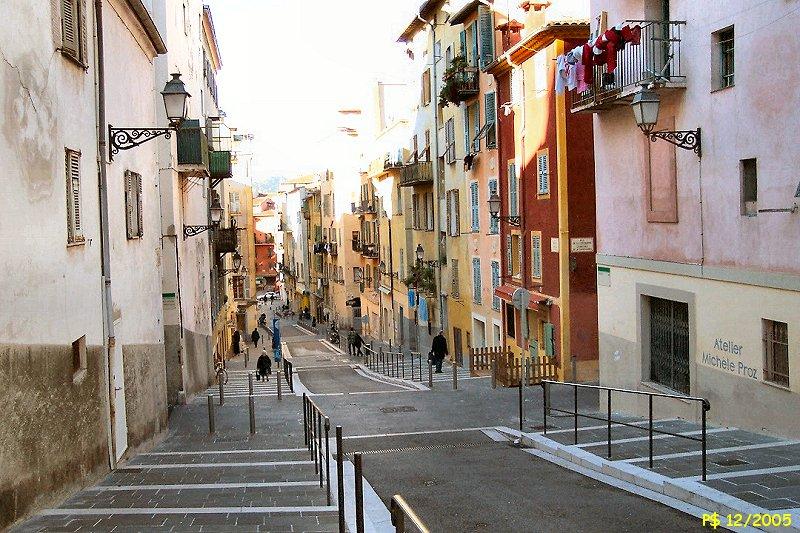 Nice La Cathedrale Vieille Ville